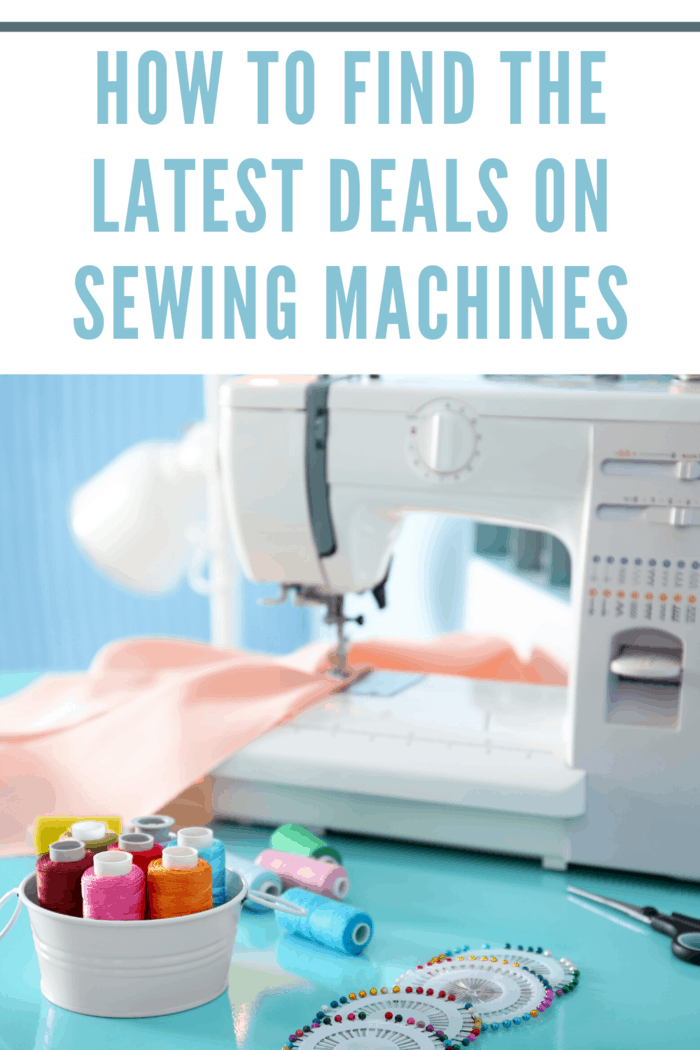 Sewing machines are of immense importance in this day and age. We share some of the major ways in which you can save money on sewing machines.