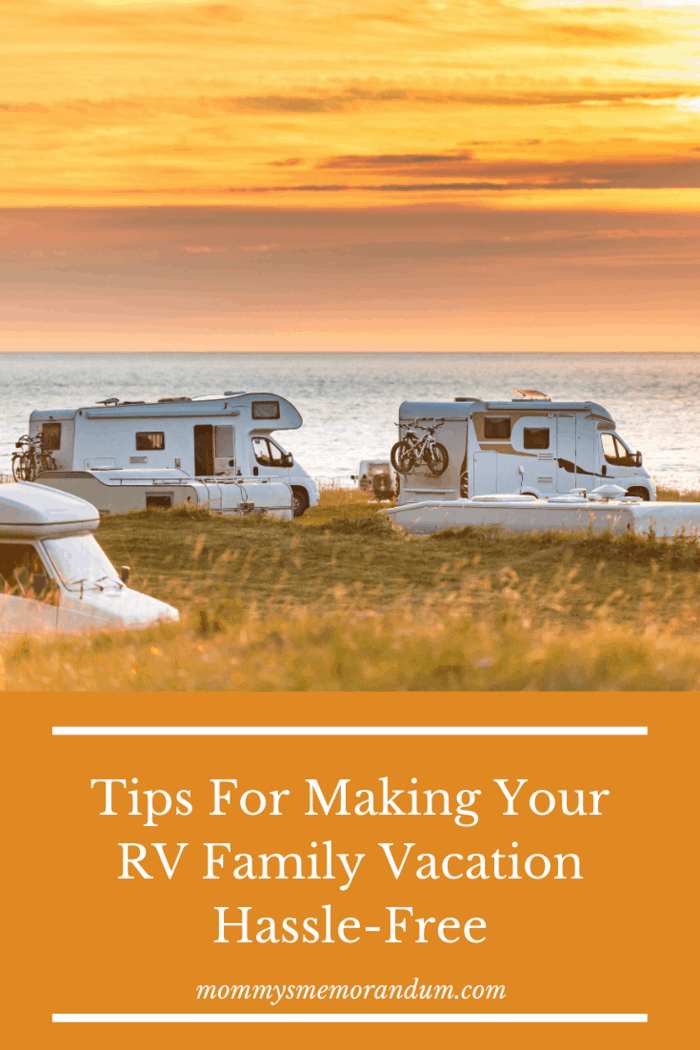One of the first things you need to do after deciding to take an RV family trip is to map out your route.
