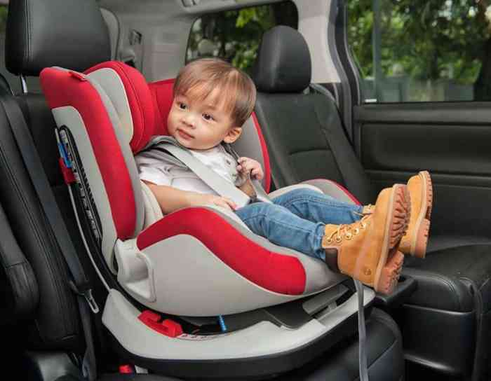 Convertible Carseat