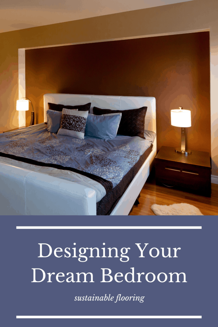 A bedroom needs to have a warm vibe about it, and the flooring plays a huge part. FSC-certified hardwood should be your choice of material if you are going for the traditional wooden flooring. Still, many interior designers and architects are marveling at the possibilities of bamboo flooring.