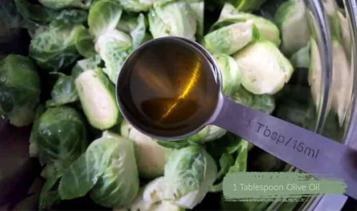 1 Tablespoon Olive Oil