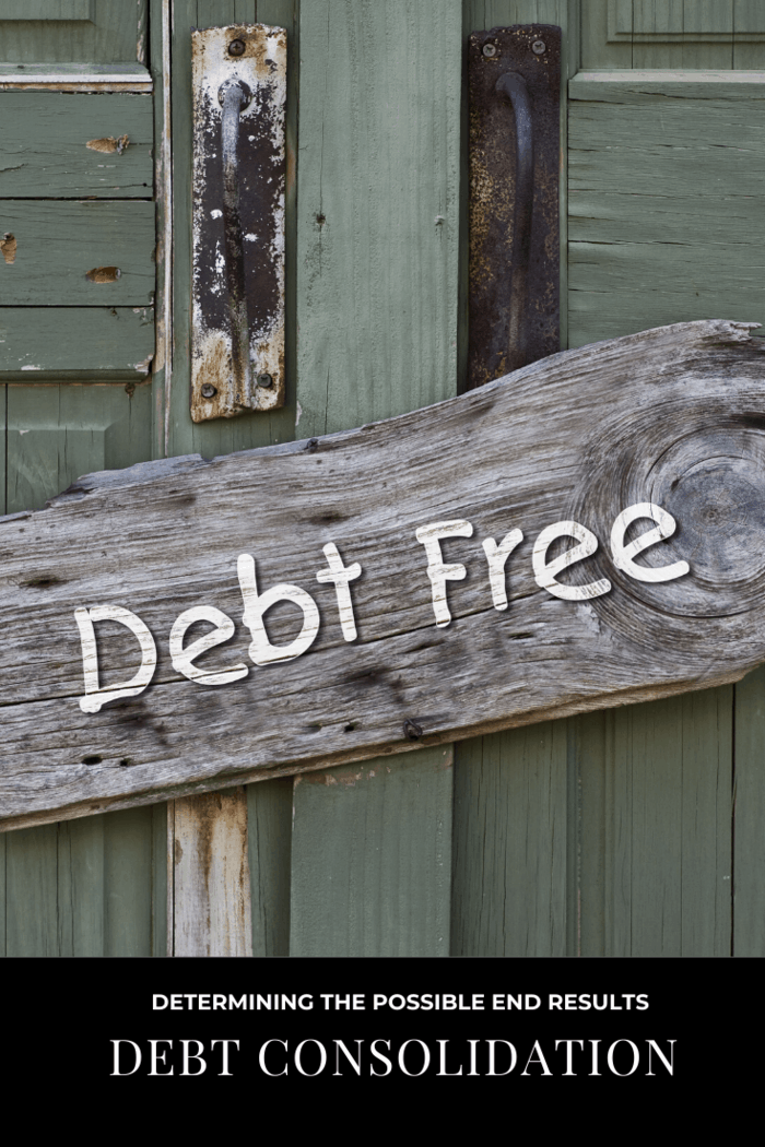 Well, if you stick to your plan and are diligent, then debt consolidation can surely make you debt-free.