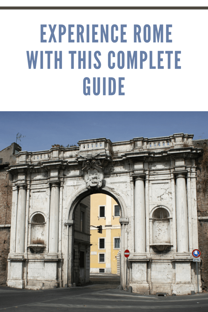 'Porta Portese is a gate in Rome, Italy.The gate was built in 1644 as part of the Janiculum Walls commissioned by Pope Urban VIII, replacing the Porta Portuensis. Until the late 19th century, the Ripa Grande port (then the main river port of the city) was
