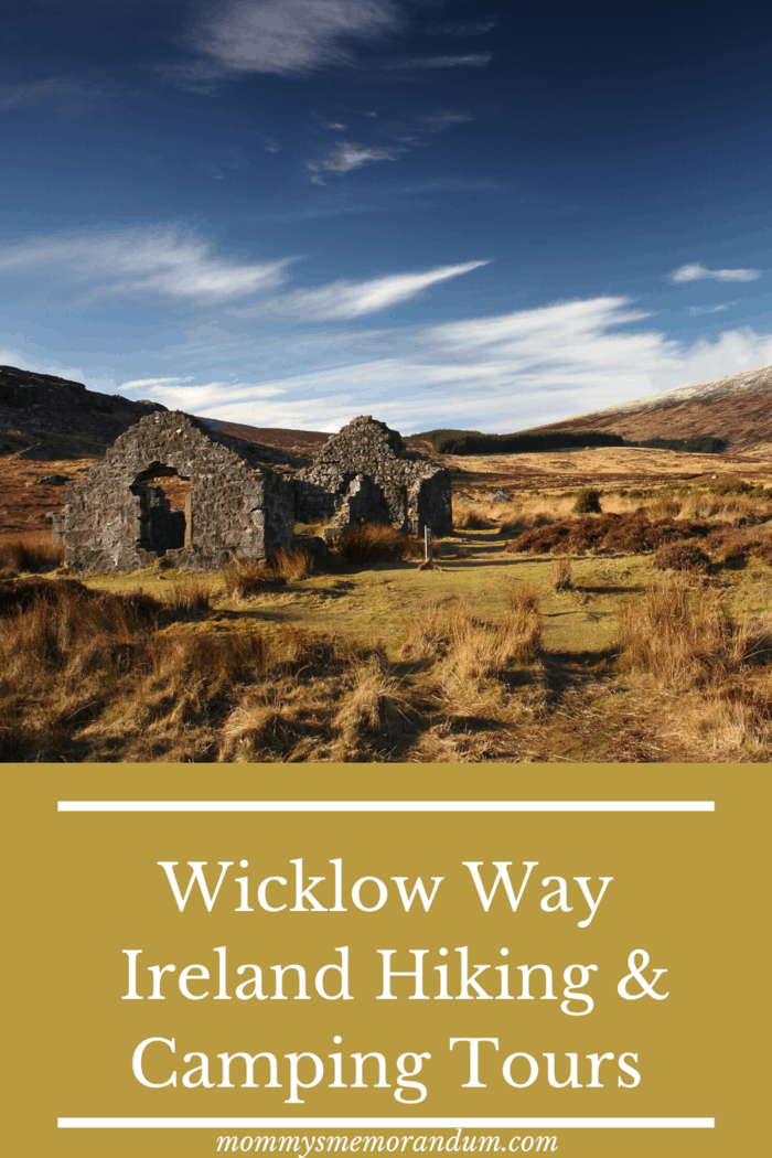 Located a few miles from Dublin, Wicklow lives up for its nickname, the garden of Ireland.