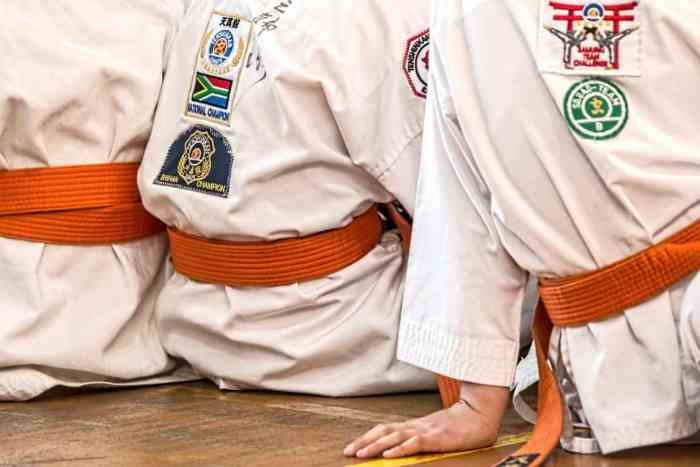martial arts for kids students