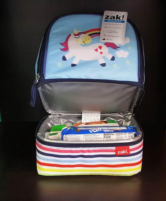 zak designs lunch bag