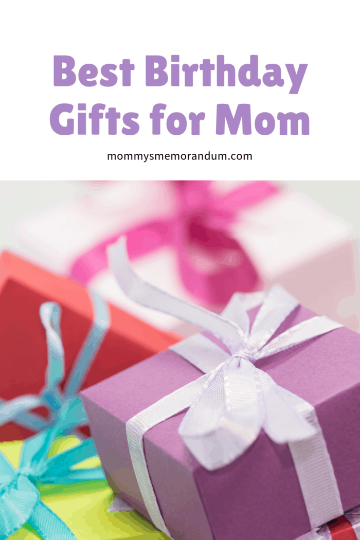 Do something little extra for mom this year. Plan the best birthday party and give her one of these best birthday gifts for mom.