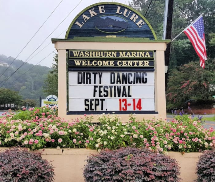 10th anniversary of dirty dancing festival