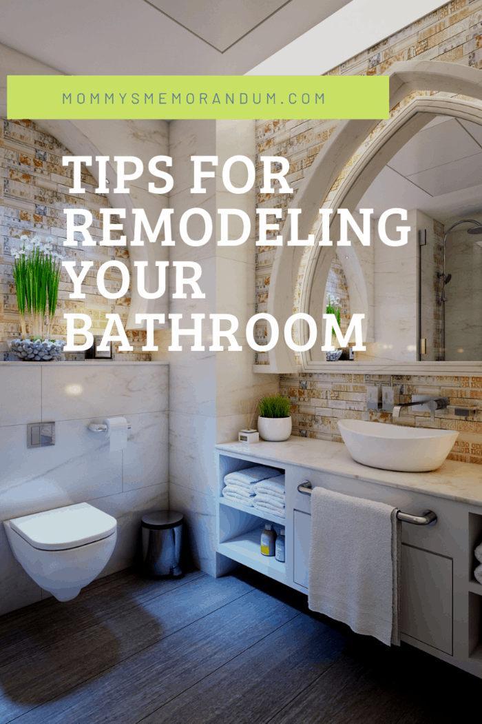These tips for remodeling your bathroom will help you transform your bathroom from drab to fab.