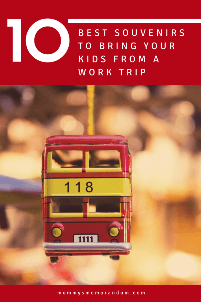 We've got you covered! Below we've compiled a list of the 10 best souvenirs to bring home to your little ones!