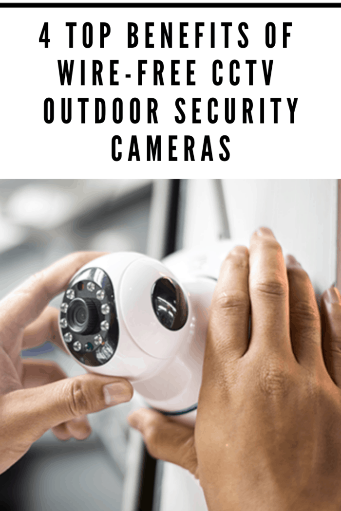 Wire-free CCtv outdoor security cameras are an excellent surveillance option for places where it is a challenge to route cable or have a network connection.