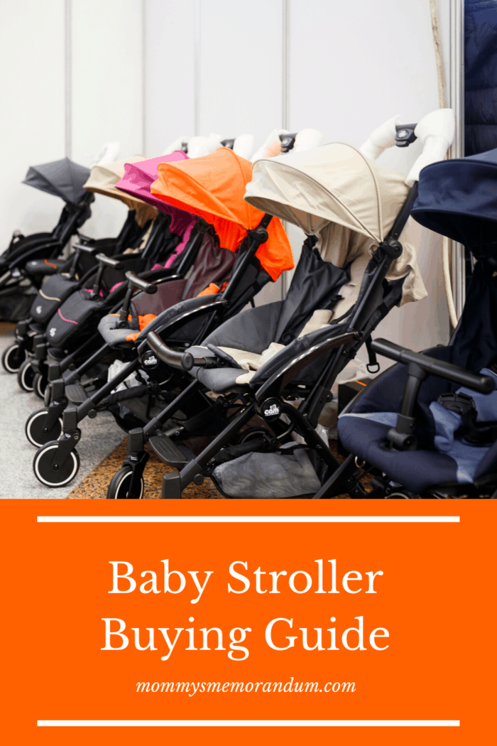 When shopping around for a genuine, authentic baby stroller, invest in quality.