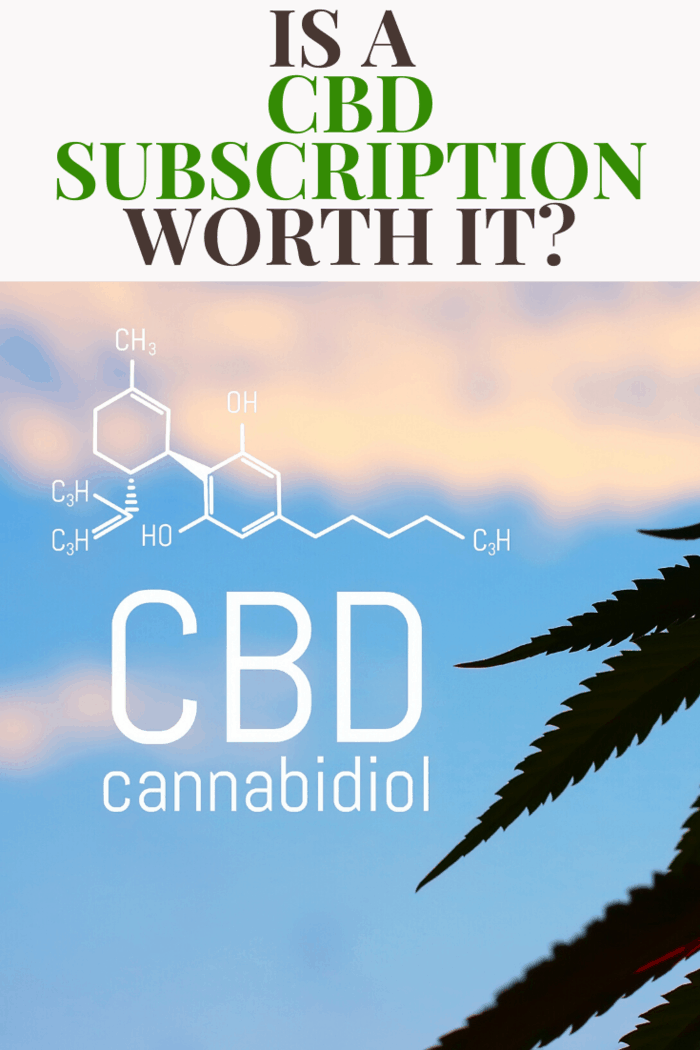 CBD subscriptions allow you to automate the process of purchasing and keeping the product on-hand. Do we need to take CBD regularly, and is a subscription worth it?
