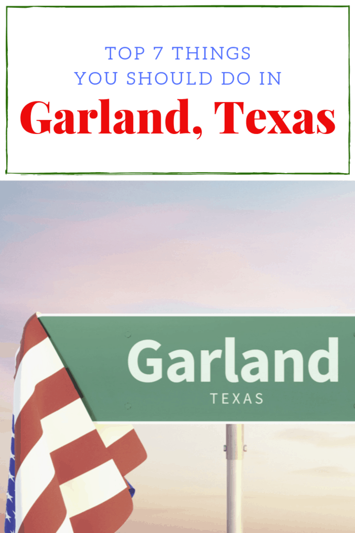 If you plan on visiting Garland, Texas, there are plenty of activities for the entire family. In this article, we'll give you the best 7 things you have to do when you visit Garland, Texas.