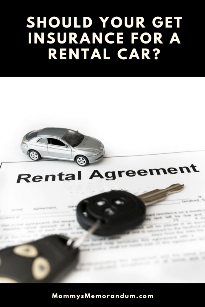 One of the big questions people often have when they're traveling is whether or not they should get insurance for a rental car.