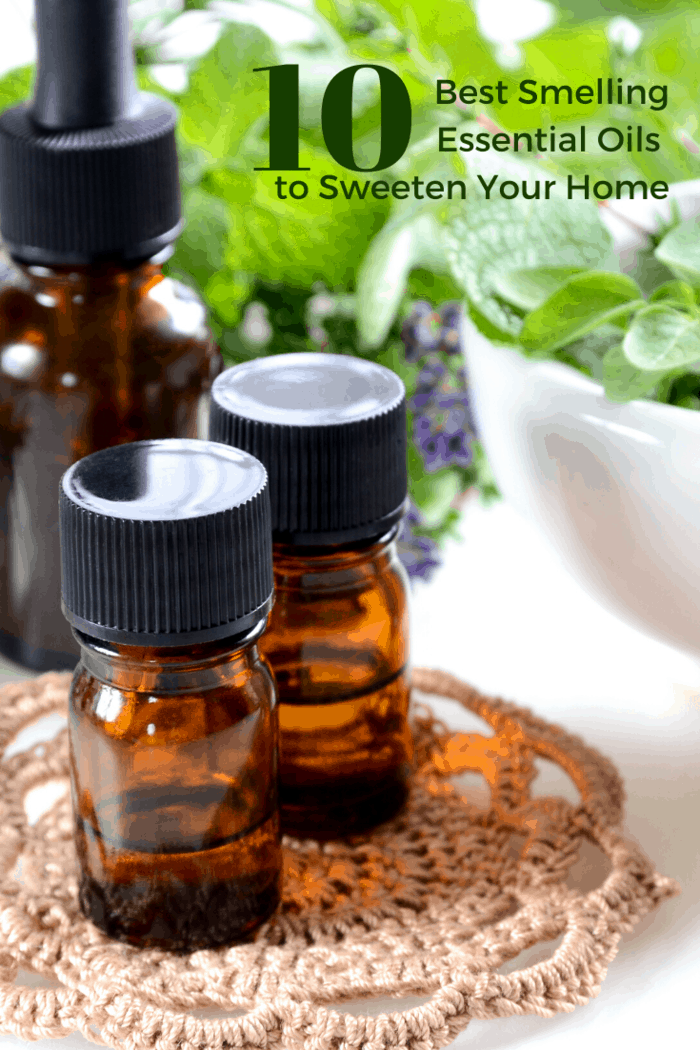 Clary safe has a very pleasant scent that can help you calm down and is ranked on of the 10 best smelling essential oils to sweeten your home.