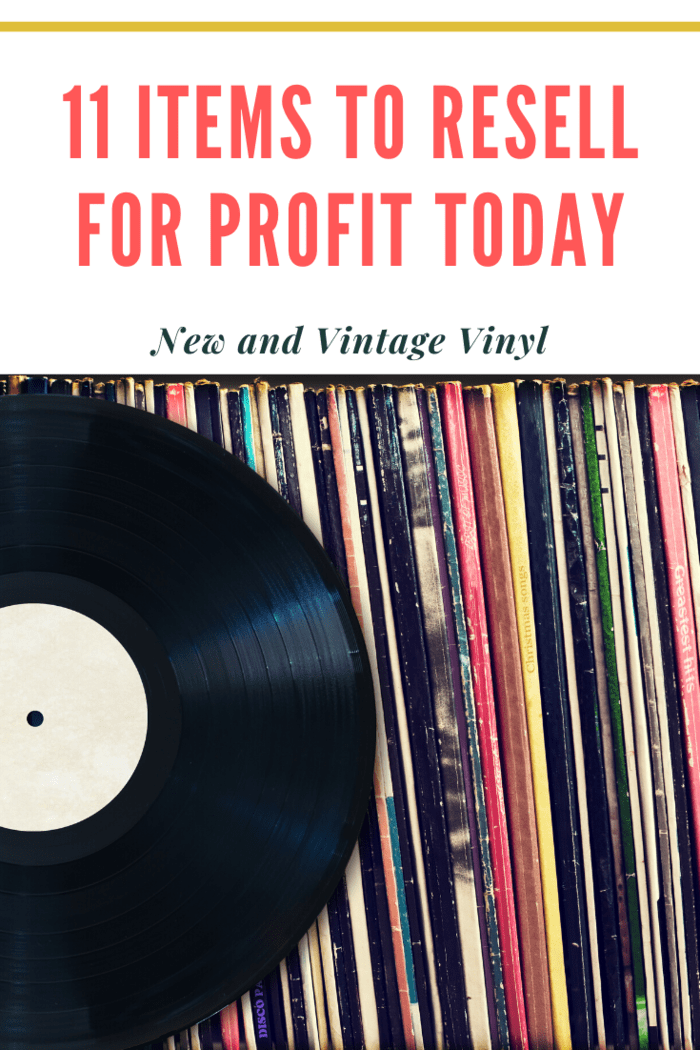 Some of the top records to resell today are from Elvis Presley, The Beatles, and The Rolling Stones.