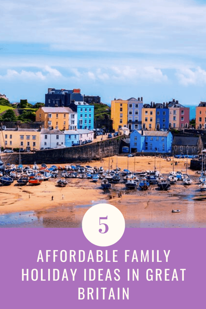 Pembrokeshire has plenty to offer. From coastal paths to beaches, historical places, and even a fortress to visit, there are plenty of things to see. Pembroke Castle is the main attraction with a beautiful, intricate design and rich history