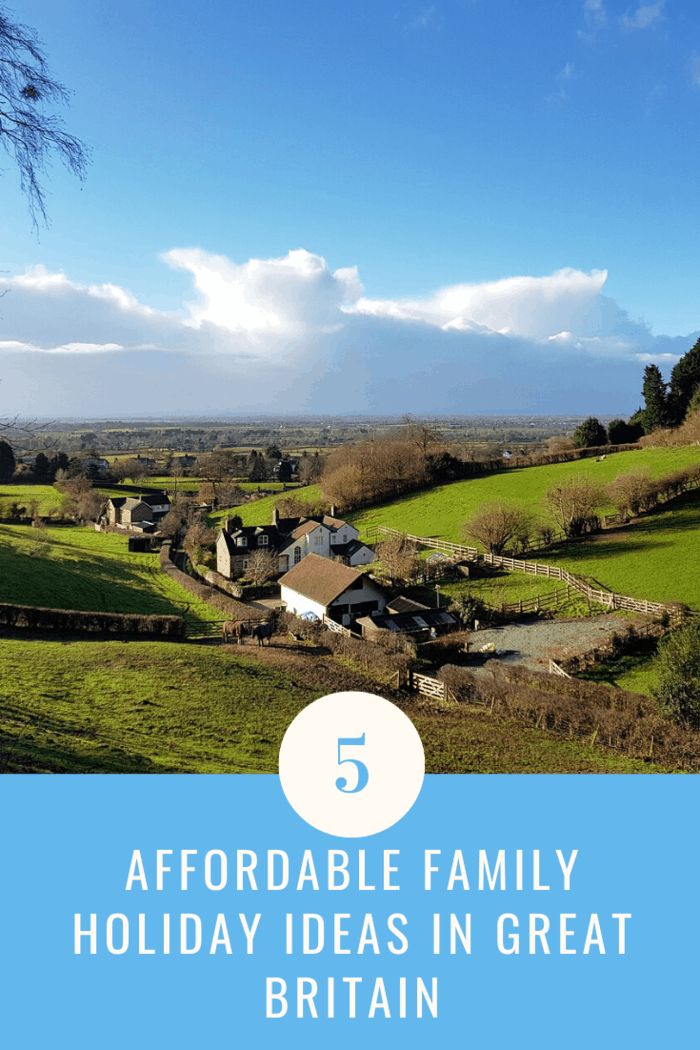 some of your best ideas will come to you when you're on vacation. That's why we have decided to list some of the best affordable family holiday ideas in great britain