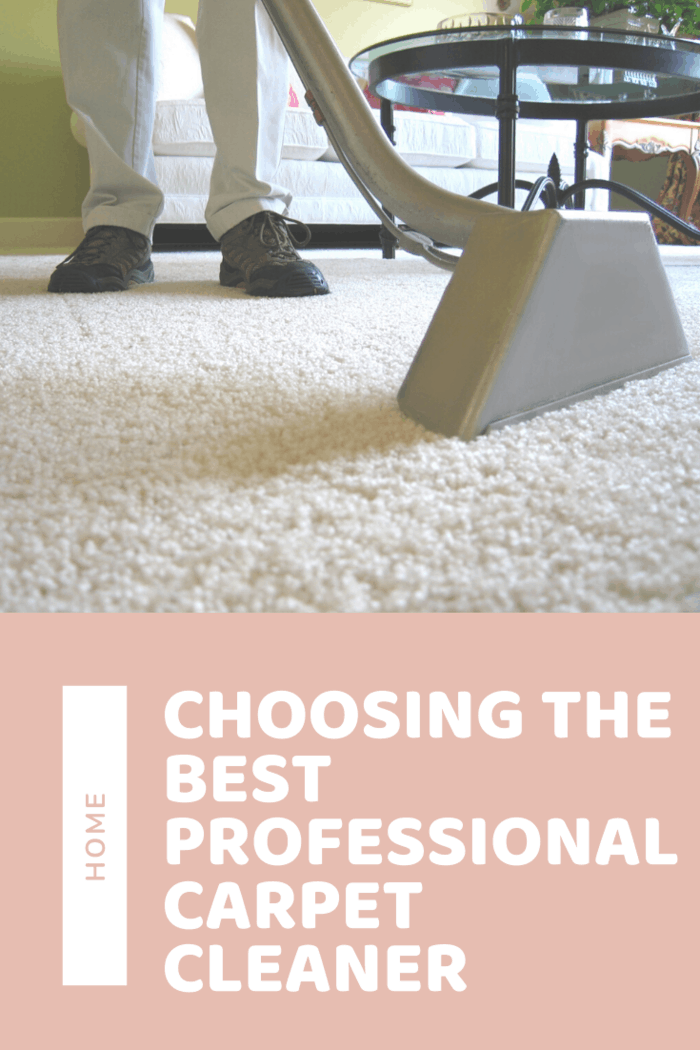 To do a job like this, you not only need the desired experience but also the overall equipment too. This is why professional carpet cleaners should be your go-to choice when dealing with issues like these.