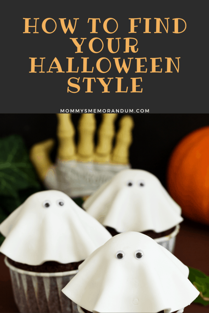 findiing your halloween style in food with adorable fondant ghost topped cupcakes