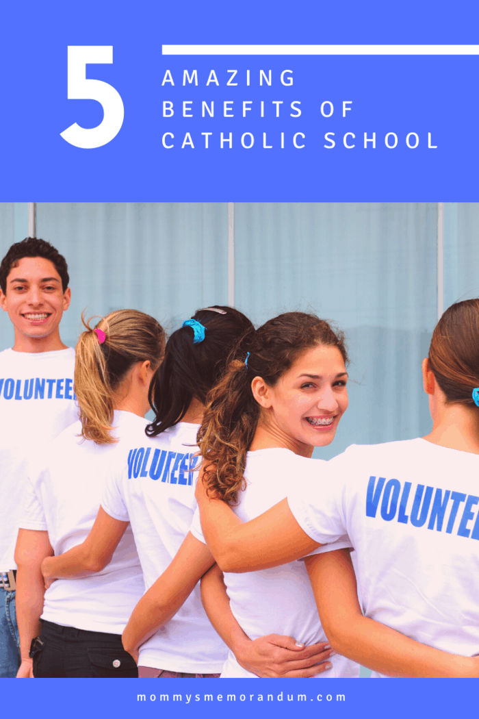 Your child will learn the benefits of volunteerism, a strong work ethic, and selflessness.