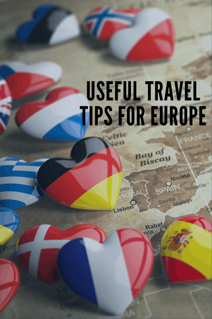 The following travel tips for Europe should help you stay safe and have the best time possible.