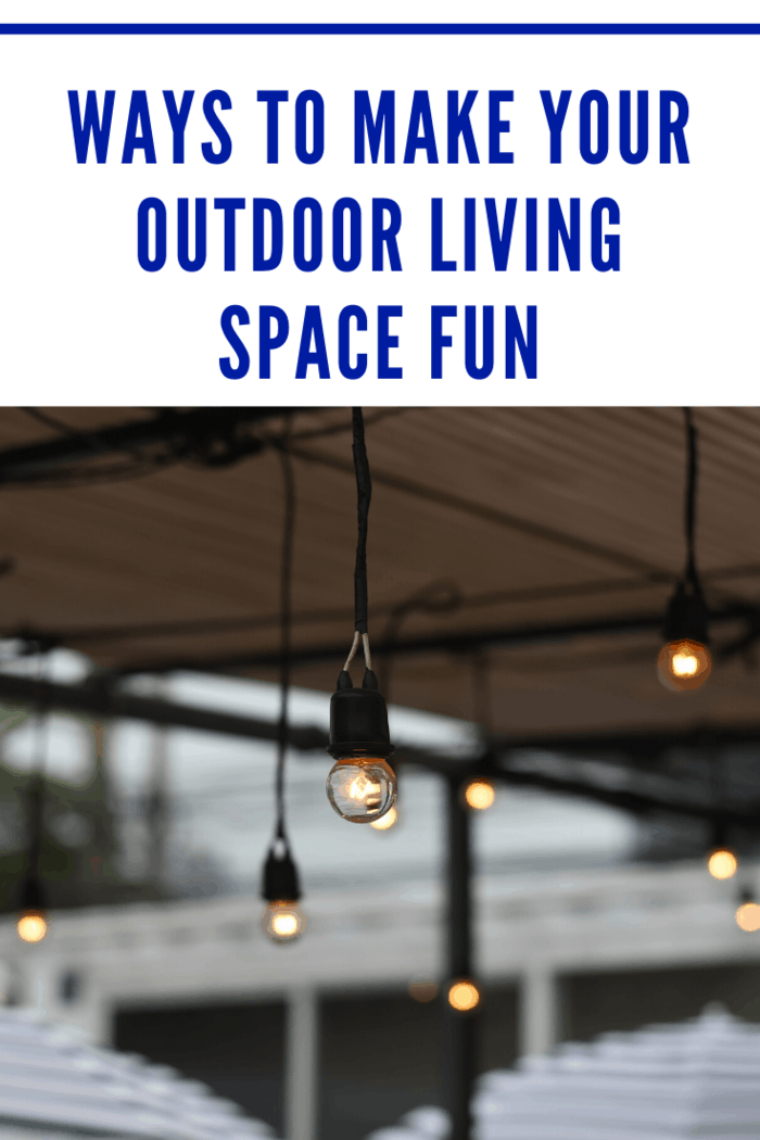Whether indoors or outdoors, lighting is always key to setting the right mood for an evening. Plus, it ensures your kids have a safe, well-lit place when they're staying up with the adults on special occasions.