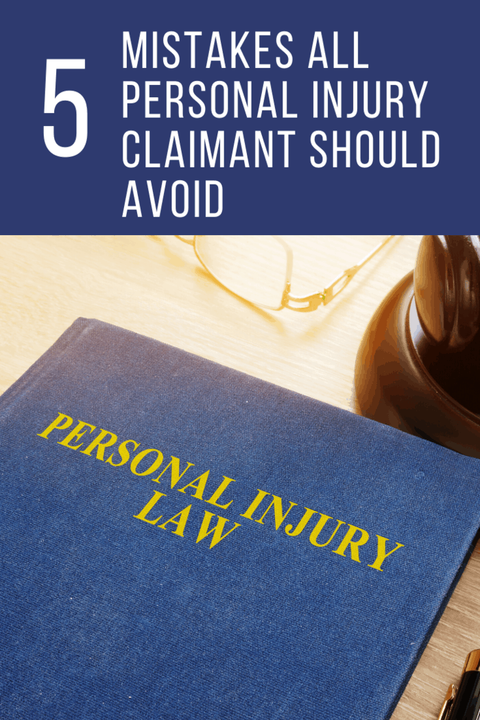 Whether you're searching for a car accident lawyer in Chicago or a wrongful death attorney in Fort Lauderdale, there are some common mistakes that all personal injury claimants should avoid.