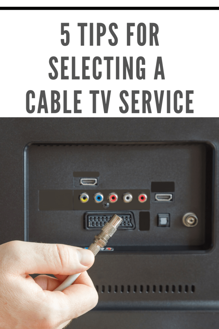 To know what your options are for a cable TV service provider; you'll first need to know what companies are out there in general. Providers are different from city to city and region to region.
