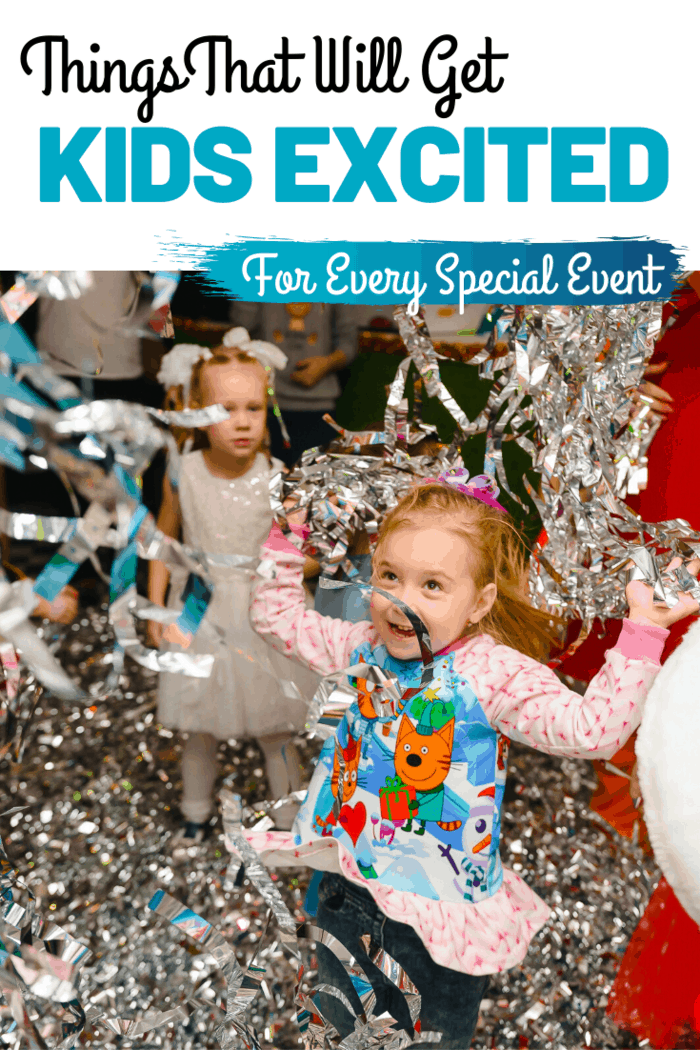 Whether it's a birthday or graduation party, a summer camp, or school activity, children deserve the best; these are some things that could get kids excited in any event.