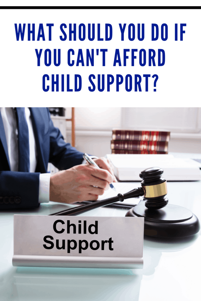 When you can't affordchild support, it's tempting to skip the payment.