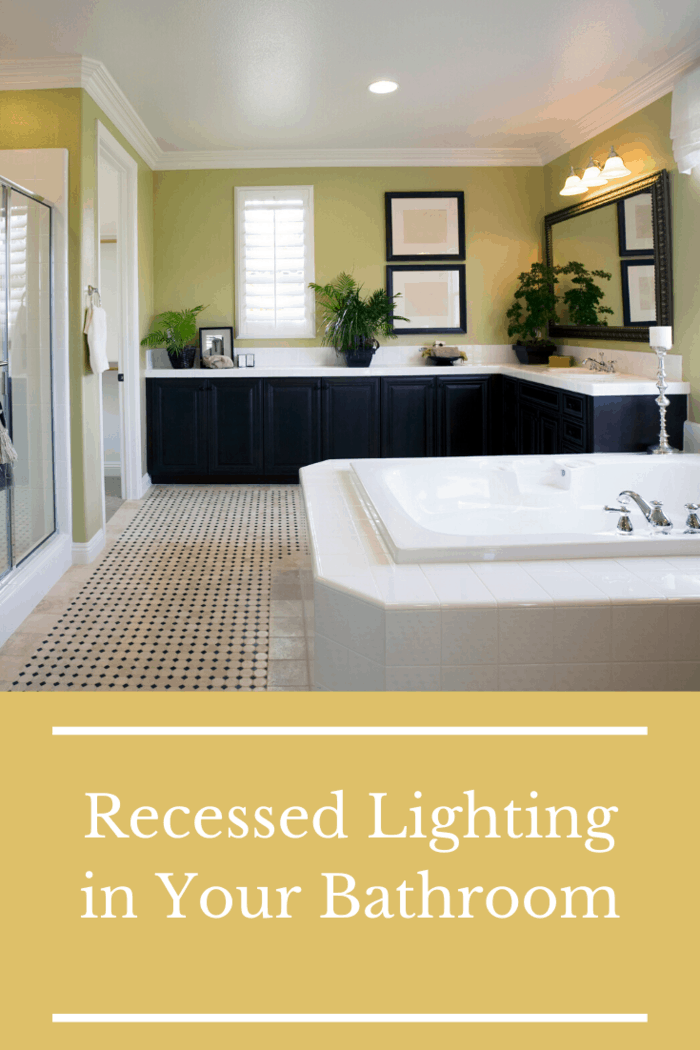 Recessed lighting has many advantages. It is a good solution for a relatively small space. Many laundries and bathrooms lack a lot of space. Placing lighting in recessed areas helps draw the eye upwards and lets the room feel more spacious. It is a great way to make the most of any room, even one that is not particularly big. The lighting also allows for the use of many lights in a single space.