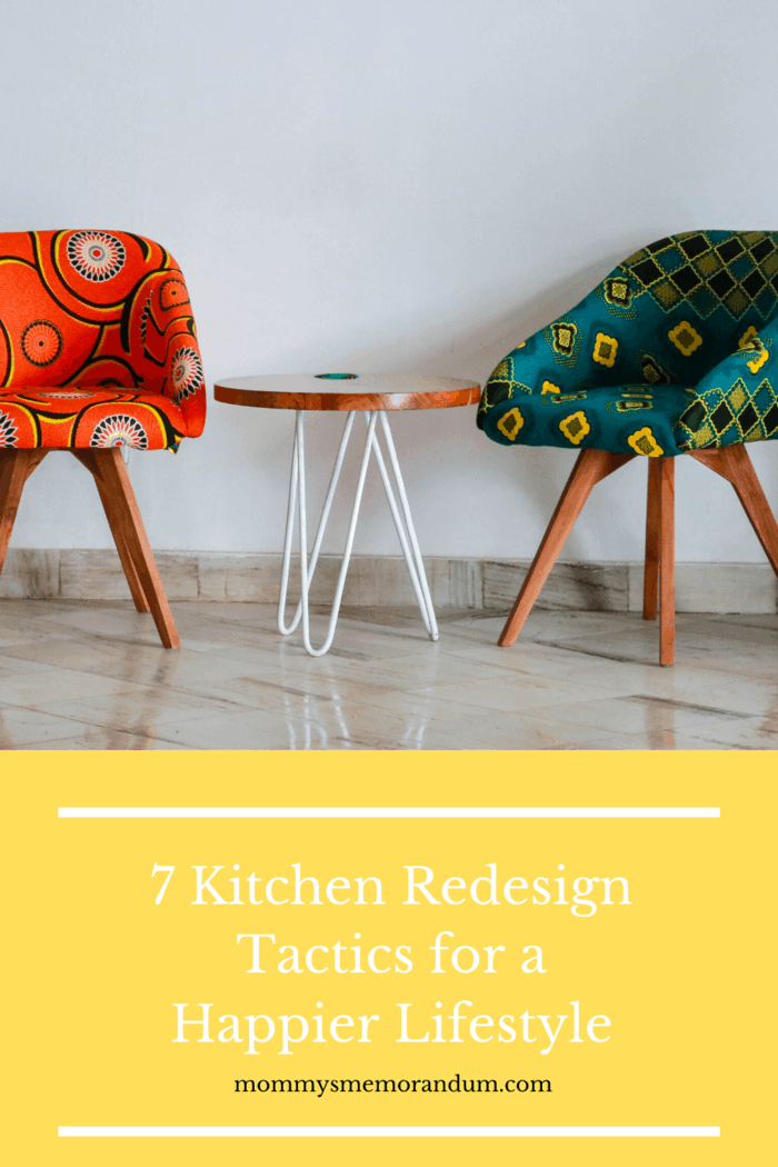 Want to breathe some new life into it? Try these kitchen redesign tactics.