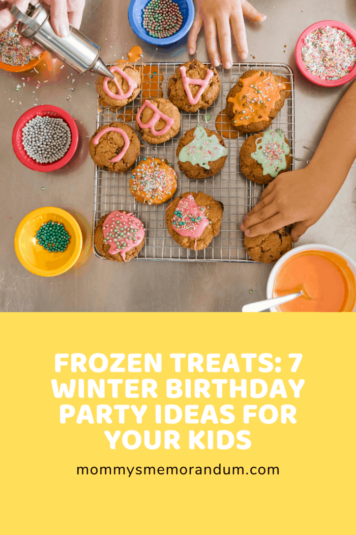 Don't be afraid to pull out the sprinkles and get creative with this idea.