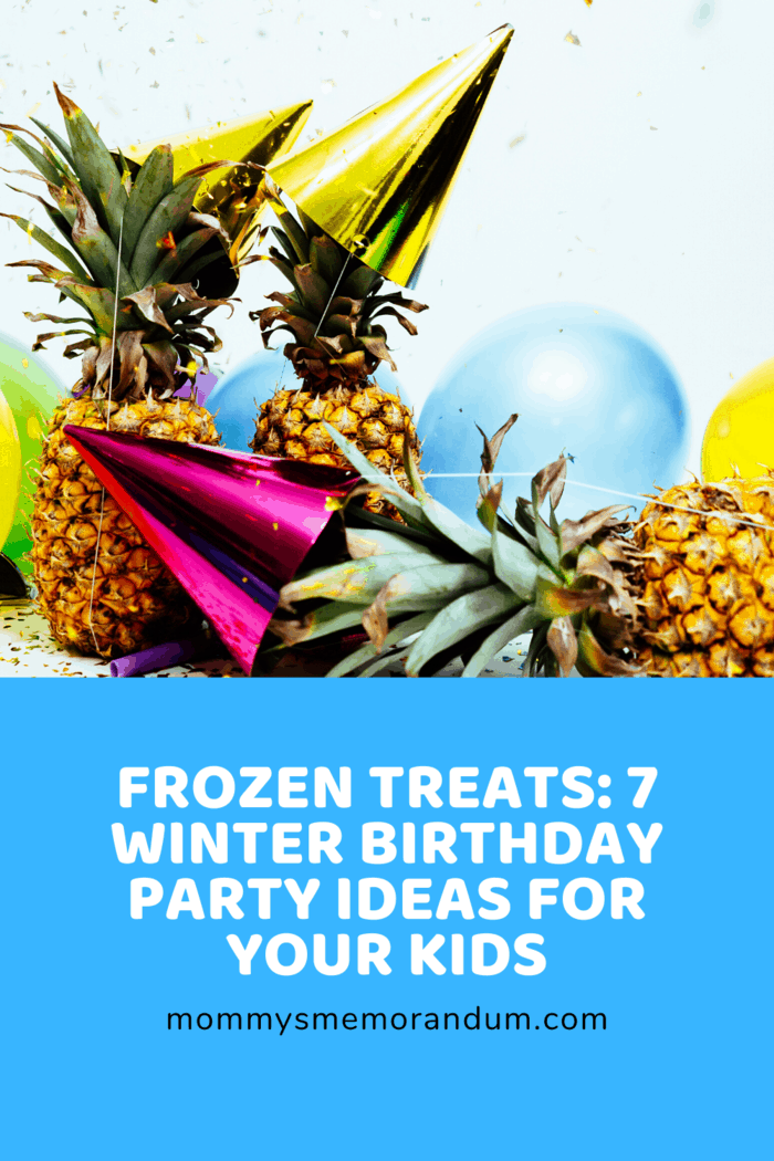 If you want to surprise your child, throwing them a summer party might do the trick!