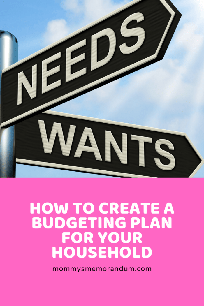 When you adjust your expenses, you need to evaluate your wants vs. needs.