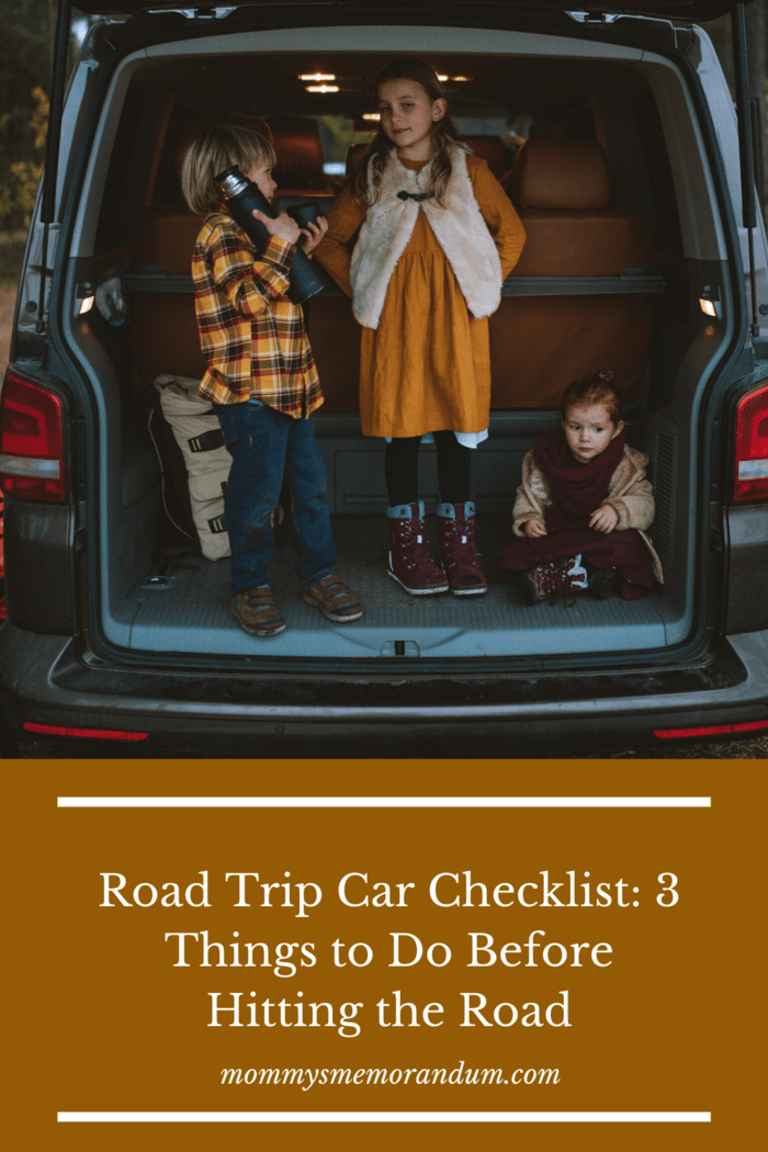 Road Trip Car Check List: While you may have an image of yourself cruising down an open country road listening to a local radio station, you'll soon find out that on a road trip, this image doesn't always pan out.