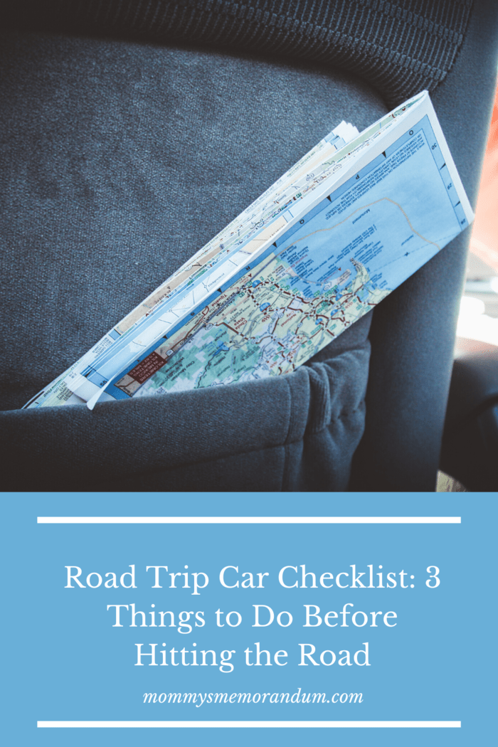 Review our Road Trip Car Check List, whether you're taking a road trip across the state or across the country, to do ahead of time to prepare for your journey.