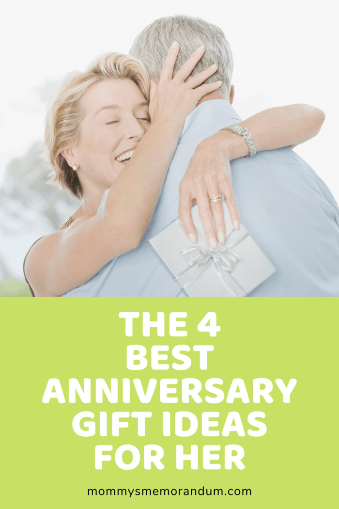 Anniversary Gift Ideas for Her: If you're thinking about getting her jewelry then take a moment to think about the jewelry pieces you see her wearing the most.