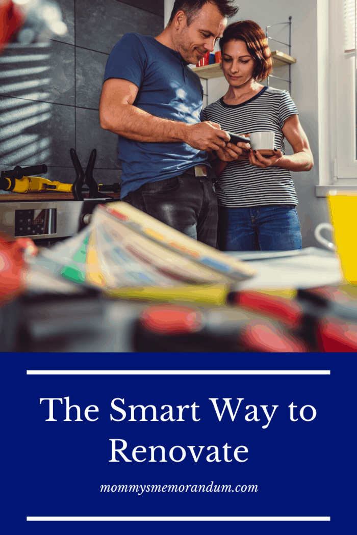Here's the smart way to renovate. It's a must-read before you start your remodeling project.