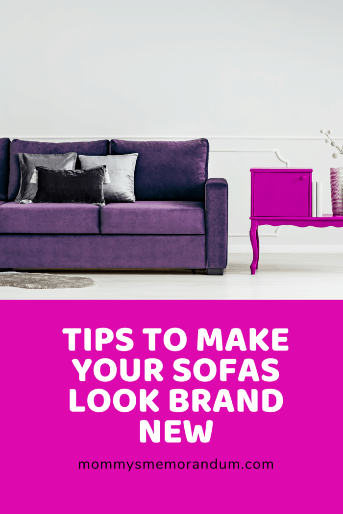 You can use fabric or upholstery paint to make it look as good as new.
