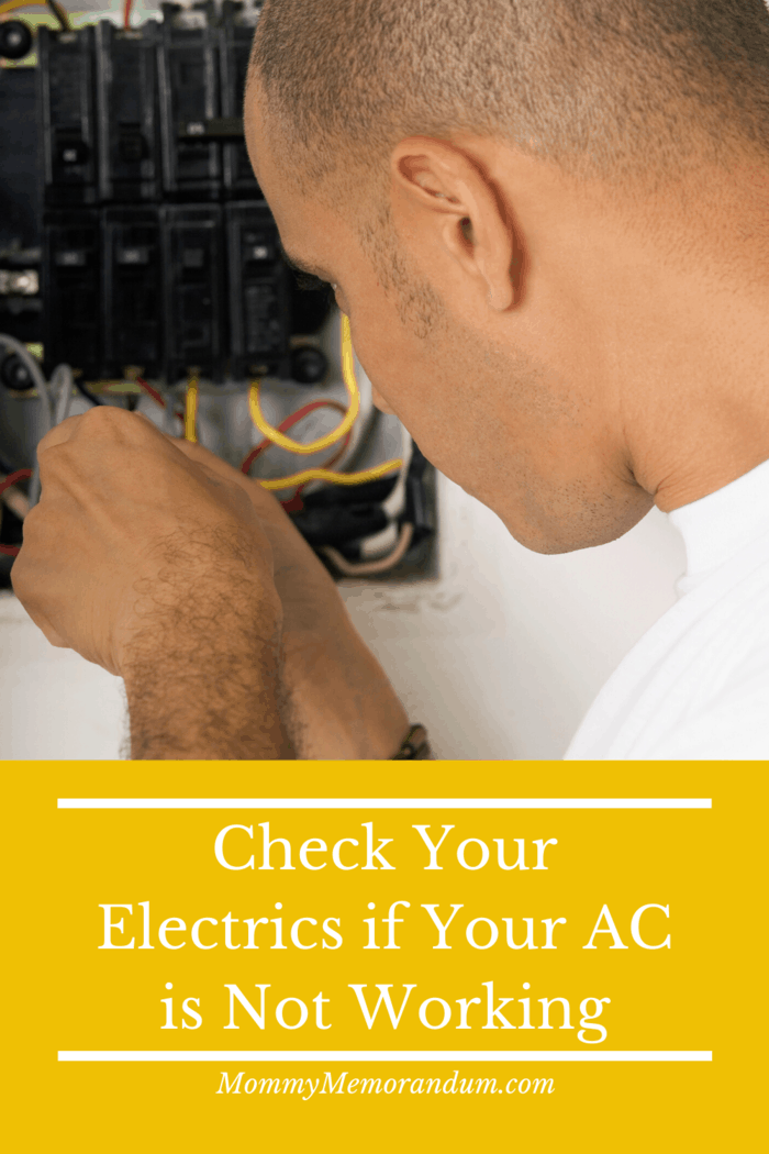 There are several places where power feeds into your AC system and each can cause a problem.