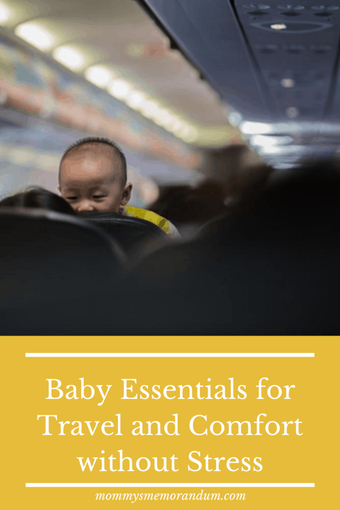 How do you travel with a baby and still have fun? These baby essentials for travel will help your trip be stress-free.