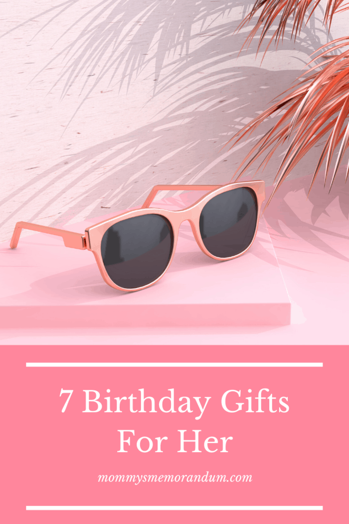 If the woman you are gifting likes sunglasses, then it can be the perfect gift for her.