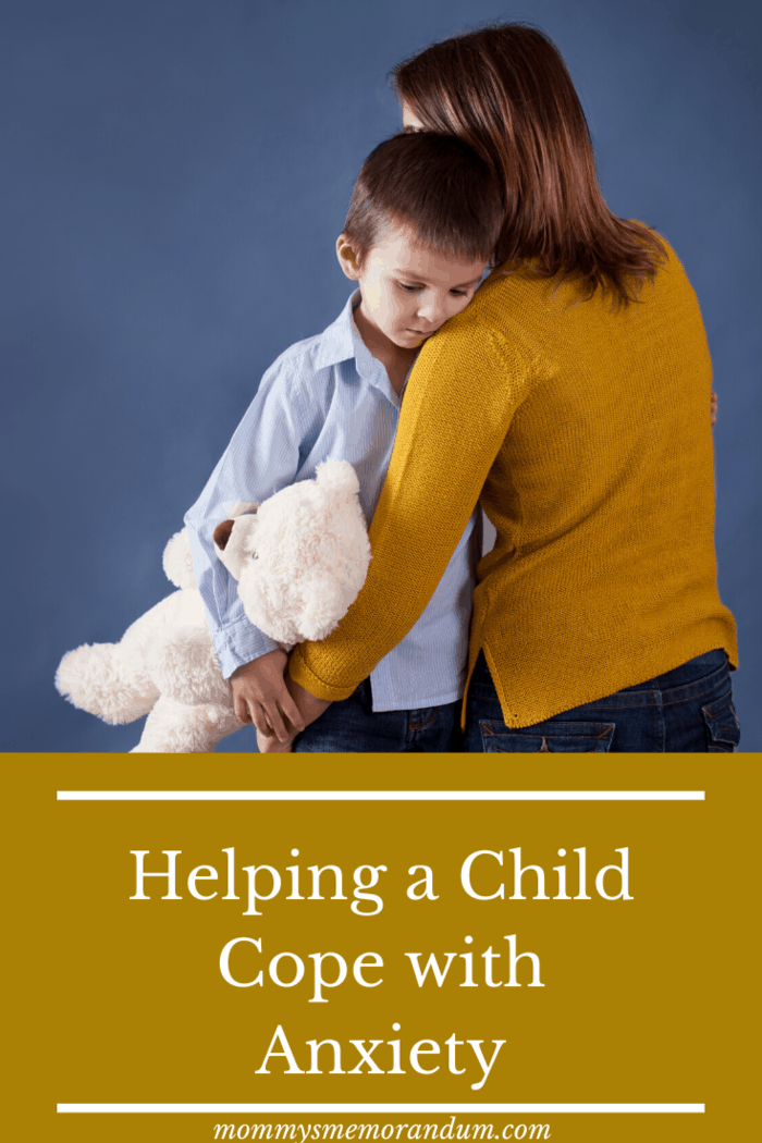 There will be triggers and things in real life bound to make your child anxious.