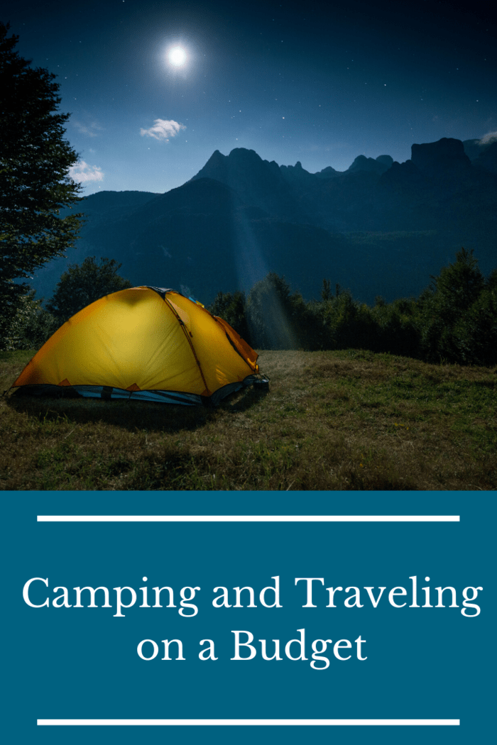 We have gathered a few great tips that you can use to make sure your experience camping and traveling on a budget make incredible memories.