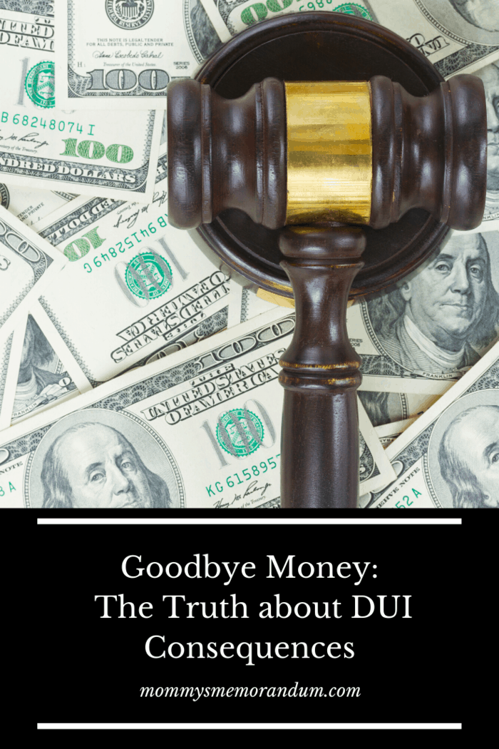 Regardless of the specific case and outcome, there is one thing you can be sure of: your DUI is going to cost you a lot of money!