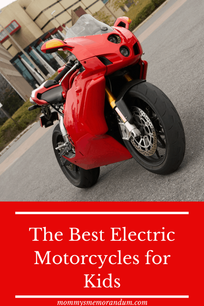 The biggest benefit of electric motorcycles for kids is its battery life.