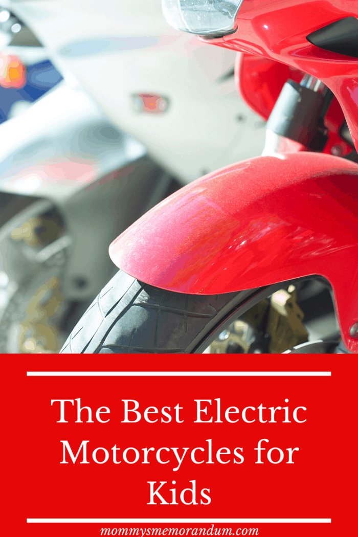 The electric motorcycles from Kuberg are pretty spot-on with age recommendations.
